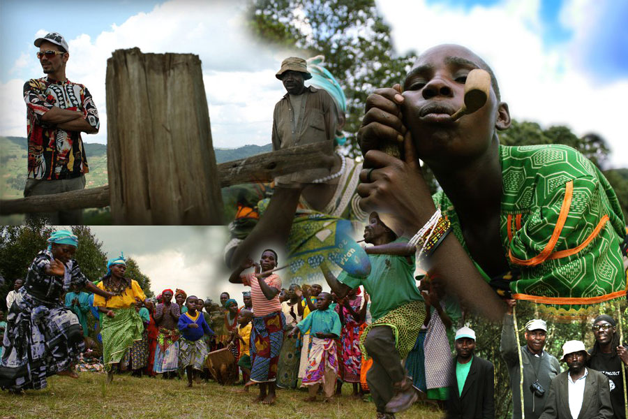 Batwa Pygmies - Saving the knowledge of the Impenetrable Forest, Congo 2008